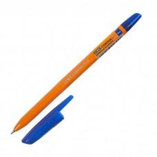 Ручка шарик. CORONA PLUS 0,7 мм синий оранж. корп