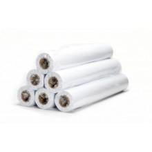 Бумага офсетная улучш. кач-ва 80г/м2, белый, 620х50х50мм