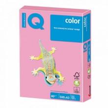 A4/80 Бумага IQ COLOR, розовый фламинго, 500 л, класс «А+»