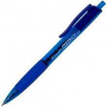 """Ручка шариковая автоматическая Luxor """"Micra X2"""", синяя"""
